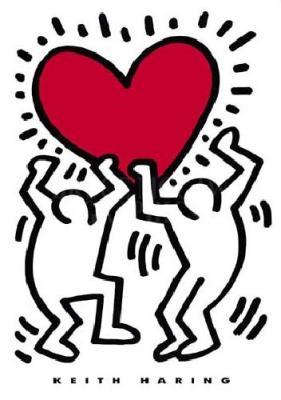 Keith Haring X Comme des Garçons